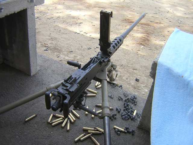 Those of you who have 50 calibers, lets see them  - Calguns net